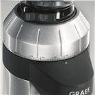 Electric coffee grinder - aluminium body