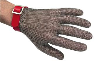 Chain mail stainless steel glove Size 8/8½