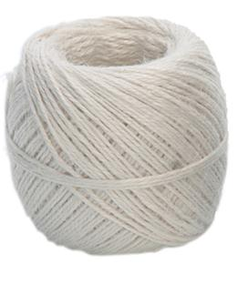 Ball 100 g of manual cut string for white roast