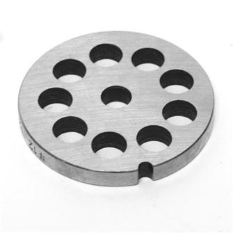 12 mm plate for N° 12 grinder