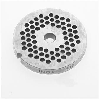 4.5 mm stainless steel plate for n°12 grinder