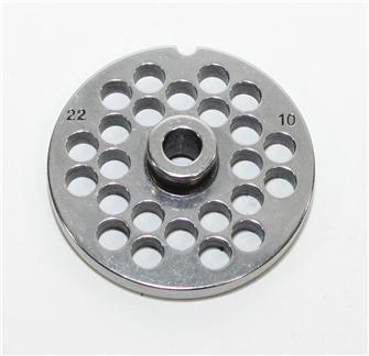 10 mm plate for n° 22 grinders