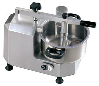 Professional cutter/mixer with 5 litre vat