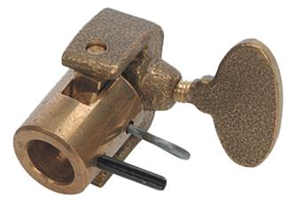 Universal joint for rotisserie 8.5 mm axis