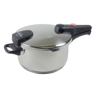Pressure cooker with bayonet closing 8 litres