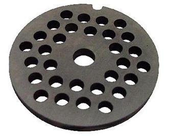 8 mm plate for N° 12 grinder