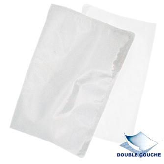 Vacuum seal bags 22x65 cm by 100