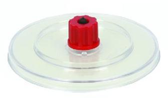 Lid for vacuum sealing diameters 4 to 12 cm