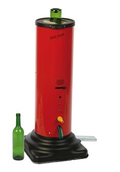 Electric bottle washer