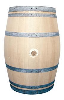 Oak barrel - 55 litres