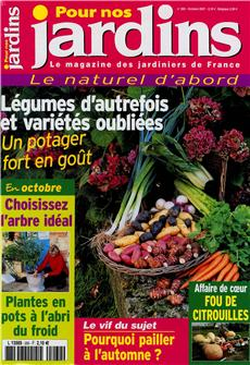 Pour nos jardins n°260 (For our gardens n°260)