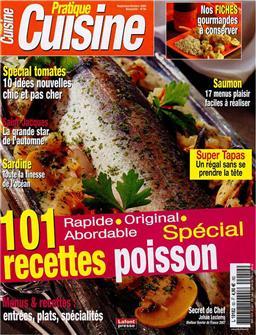 Pratique cuisine n°50 (Cooking practices n°50)
