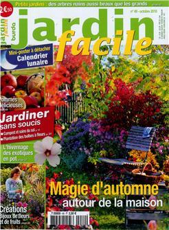 Jardin facile n°49 (Easy Gardening n°49)