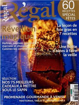 Régal n°38 (Feast n°38)