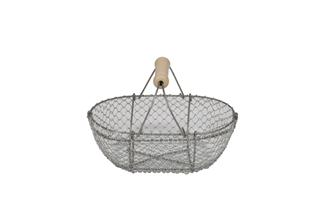 Wire gathering basket 7 litres