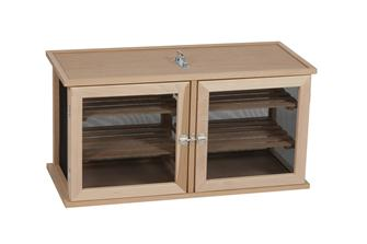 Large food safe with 2 doors
