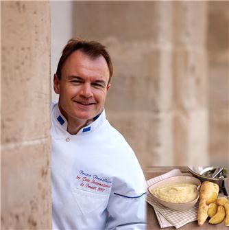 Chef Tenailleau´s recipe for parsnip purée