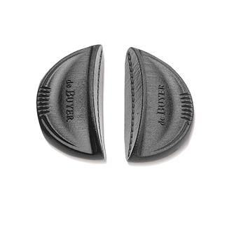 Black clip on handles