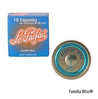 82 mm Familia Wiss® cap