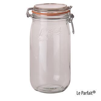 Le Parfait® jar 1.5 litres by 6