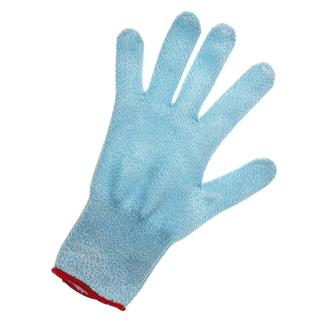 Size 9 protective glove - red piping