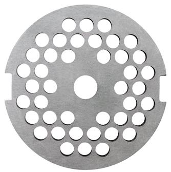 6 mm plate for meat grinder accessory