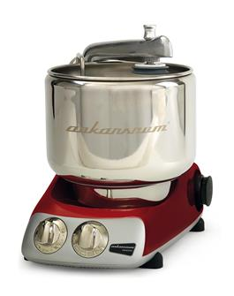 Swedish multi-purpose food processor - red