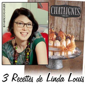 3 chestnut recipes