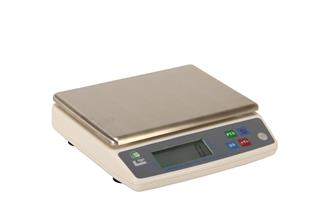 Stainless steel electronic weighing scale - 10 kg