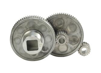 Series of gears for Reber 500, 600 and 1100 W motors