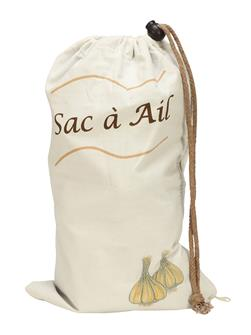 Garlic conservation bag