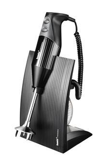 Bamix Swissline 200 W hand blender - black