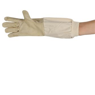 Size 8 Beekeeper´s Leather Gloves