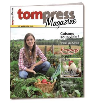 Tom Press magazine March-April 2015