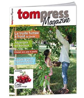 Tom Press Magazine April-May 2016