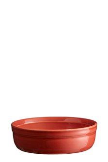 Ramekin for crème brûlée - 13 cm - Red Brick