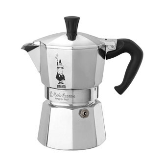 Italian coffee maker 2 cups