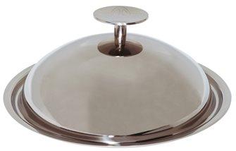 Bell lid Baumstal stainless steel 28 cm