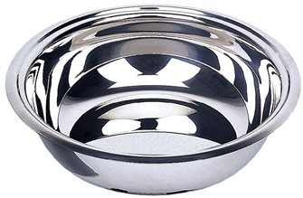 Baumstal vegetable dish in stainless steel 24 cm