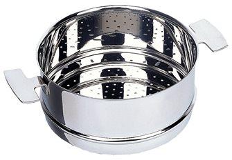 High strainer Baumstal stainless steel 24 cm