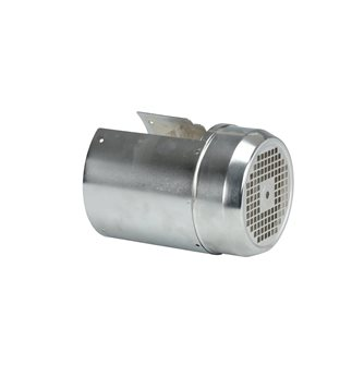 Stainless steel fan cover for 1100 W Reber motor
