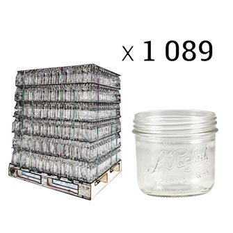 Pallet of 1089 familia wiss 500 g