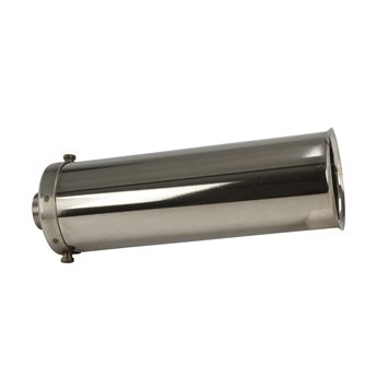 Stainless steel tube for pusher 6.5 l. Reber