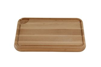 Chopping board with gulley 36x24 cm