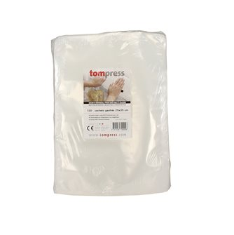Vacuum seal bags - 25x35 cm - 100 units