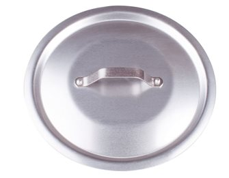Aluminium saucepan lid 24 cm