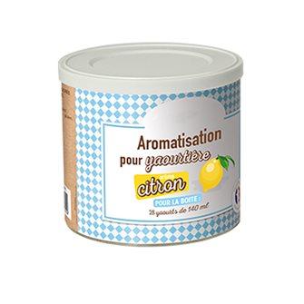 Additional flavour for yoghurt machine - lemon