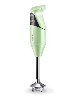 Bamix Swissline 200 W hand blender - mint green