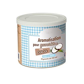 Additional flavour for yoghurt machine - coconut