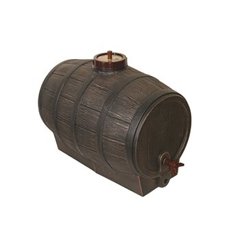 Must vat 50 litres, imitation lying barrel